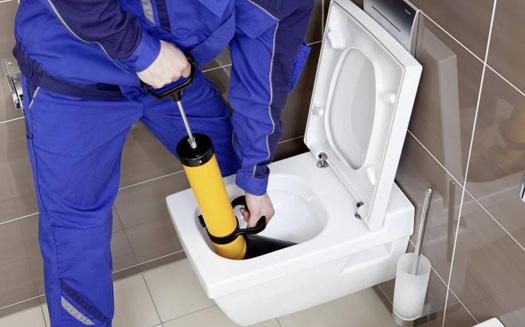 Désengorgement de WC
