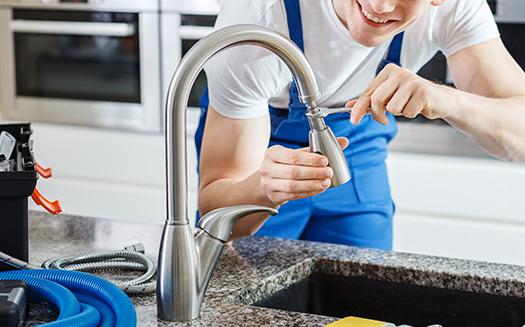 Remplacement de robinet